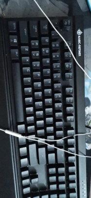 魔炼者MK15套装对比Logitech MK345到底有明显区别吗,哪款手感更好?哪个灯光炫酷?
