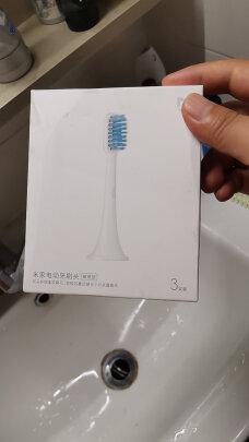 米家电动牙刷头(敏感型)3只装跟超人RT710 蓝色款到底有哪些区别?使用哪个方便?哪个清洁能力强