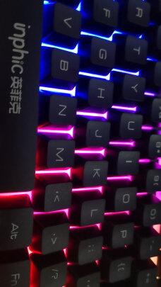 英菲克V680h游戏键鼠套装跟灵蛇MK210铁灰版哪款好?按键哪款比较舒服?哪个反应灵敏?