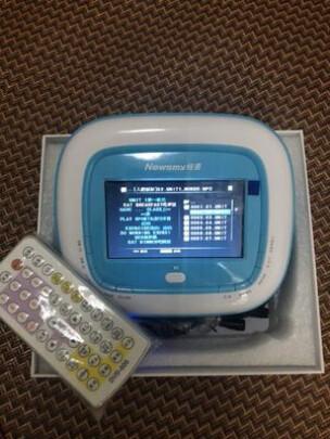 纽曼DVD-L680状元版蓝到底怎么样?声音清晰吗,音质清晰吗?