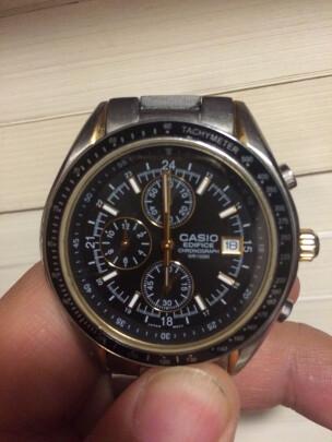 卡西欧石英男士手表究竟好不好?档次够高吗?防水性强吗?