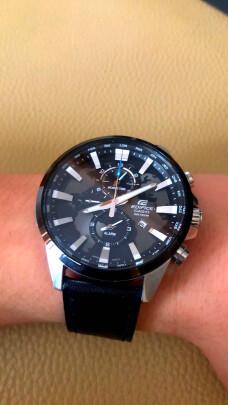 卡西欧石英男士手表究竟靠谱吗,防水够好吗?凸显气质吗?