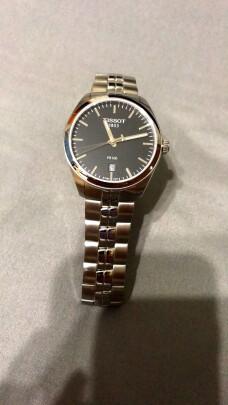 天梭石英男士手表怎么样,做工够好吗,大小合适吗