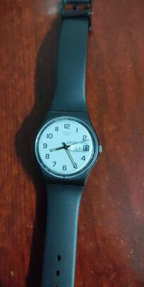 斯沃琪石英中性手表怎么样啊,佩戴舒适吗,佩戴舒适吗