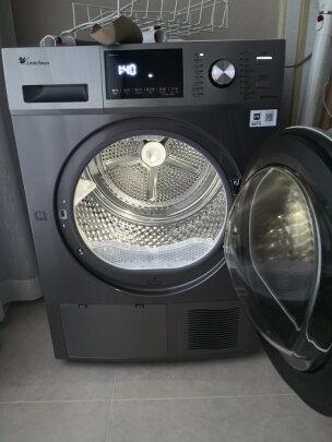 小天鹅TH100-H32Y与海尔GBN100-636到底区别明显不?烘干哪款彻底,哪个洗完烘干
