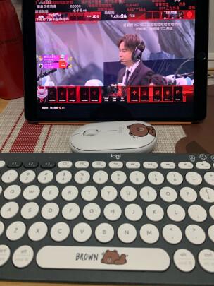 罗技K380多设备蓝牙键盘与罗技MK345区别大不大?按键哪个比较舒服?哪个按键舒服?