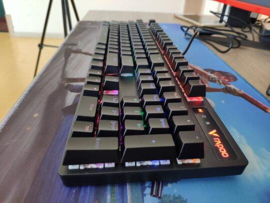 雷柏V500PRO和罗技MK235无线键鼠套装区别明显吗?哪款手感更好?哪个灵敏度佳?