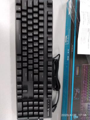 雷柏V500PRO和罗技MK235无线键鼠套装到底有显著区别吗?哪款做工更好,哪个手感一流