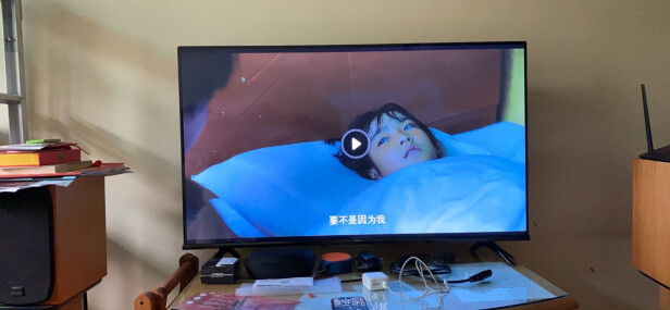 VIDAA 43V1F-R电视*钟了解质量评测感受内幕