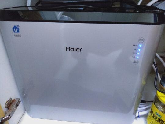 海爾凈水器HRO6H22-4真實使用揭秘,不想被騙看下這里