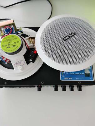 先科SA-5016和先科吸顶喇叭套装四区别有吗,中音哪款更加饱满?哪个音质出众