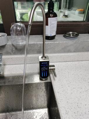 沁园KRL5018对比飞利浦Pro400区别明显吗?出水水质哪个比较好,哪个声音很轻