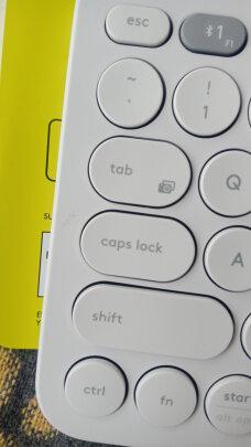 罗技K380多设备蓝牙键盘和雷柏V500L到底有区别没有?手感哪款更好?哪个反应灵敏?