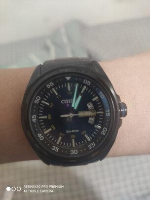 西铁城光动能男表跟卡西欧男士手表区别很大吗,防水哪款更加好?哪个漂亮大气?