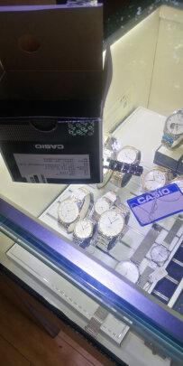 卡西欧石英女士手表怎么样,防水够不够好,简单时尚吗