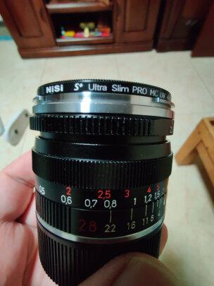 NiSi MC UV镜怎么样,镜片耐磨吗,透光度高吗