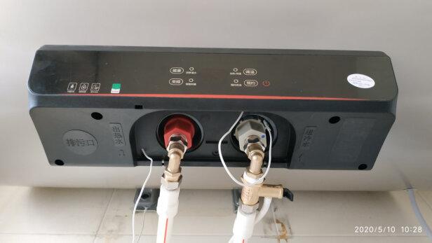 「真相感受」统帅电热水器和海尔电热水器哪个质量好?区别是