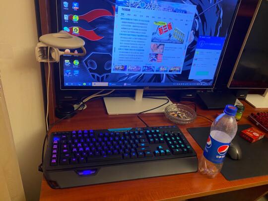 罗技910 R B机械游戏键盘和美商海盗船K70 RGB MK,2究竟有显著区别吗,哪个按键比较舒服?哪个手感一流?