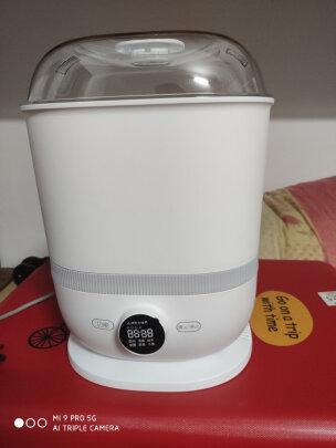小白熊奶瓶消毒烘干器好不好?实用性够高吗?简洁大气吗