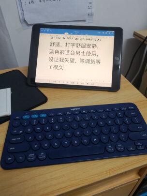 罗技K380多设备蓝牙键盘跟B.O.W HB066区别大吗?按键哪款比较舒服?哪个简单方便?
