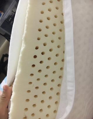 南极人按摩乳胶枕究竟靠谱吗?材质安全吗?舒适透气吗?