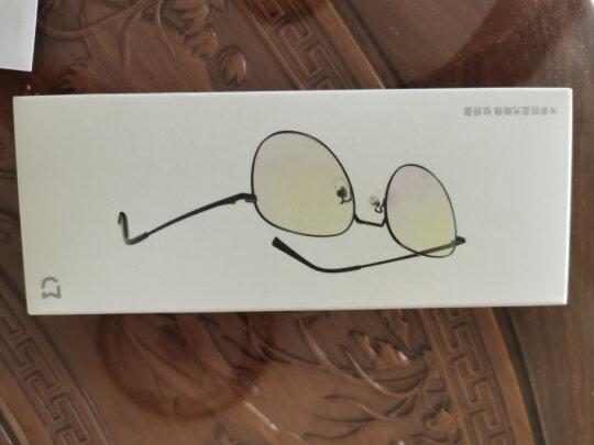 米家防蓝光眼镜 钛轻盈与帕森PZJBC15738L区别是什么,佩戴哪个更加舒适?哪个百搭神器