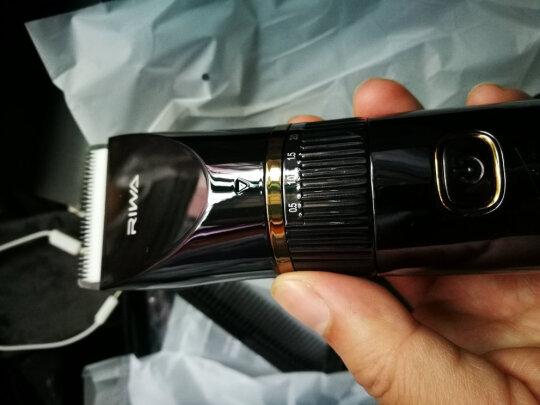 雷瓦RE-6501T靠谱吗,刀头锋利吗,易于操控吗