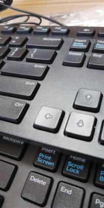 戴尔KB216键盘(黑色)与优派CU1250区别明显吗?哪个做工更加好?哪个倍感舒适?