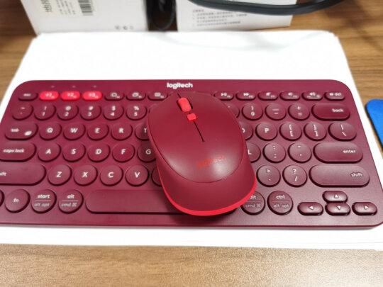 罗技K380多设备蓝牙键盘跟雷柏V500L有什么区别,做工哪款好?哪个颜值颇高