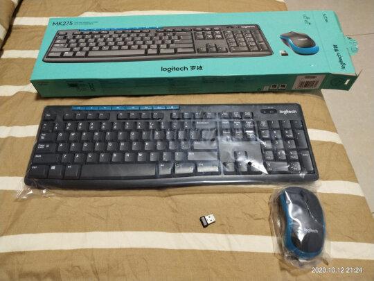 罗技MK275对比雷柏V500PRO有啥区别?手感哪款更好?哪个简单方便