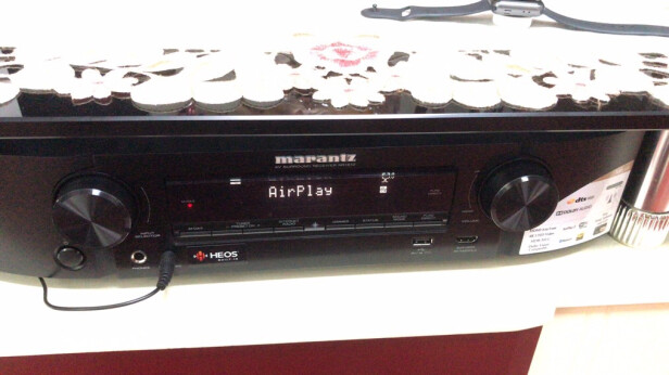 马兰士NR1510好不好呀?声音清晰吗?尺寸适宜吗?