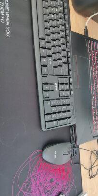宏碁有线键鼠套装对比灵蛇MK270有区别吗?做工哪个更好,哪个操作方便