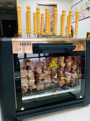 尚烤佳电烧烤炉 BDB201901怎么样?加热够快吗?吸力强劲吗