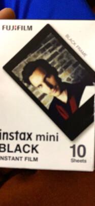 INSTAX mini相纸好不好啊?性价比高不高,简单方便吗