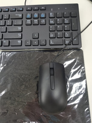 DELL KB216+MS116和惠普CS10哪款好点?哪款手感比较好,哪个结实耐用?