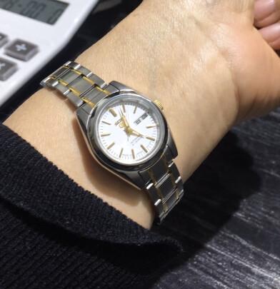 精工女士手表到底靠谱吗?档次高吗?漂亮时尚吗?