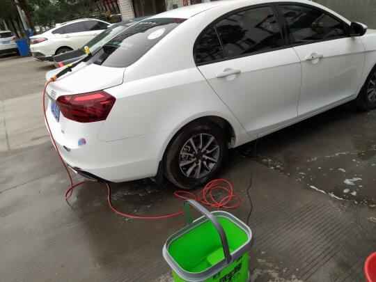 悦卡电动高压洗车机洗车器和指南车S6促销版哪个更好?哪个安装更简单?哪个赏心悦目?