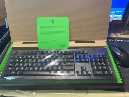 雷蛇Cynosa与罗技K380多设备蓝牙键盘到底有很大区别吗,做工哪个好?哪个简洁大方?