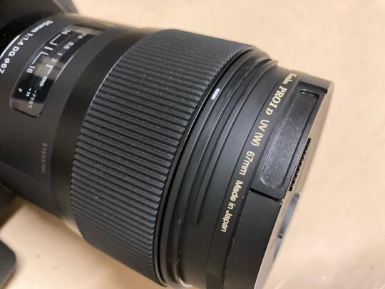 肯高PROID UV 67mm与耐司GND16 77mm到底有啥区别,清晰度哪个比较高?哪个透光度高