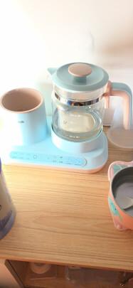 小熊调奶器靠谱吗?用料可靠吗?功能齐全吗
