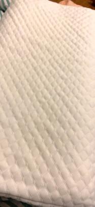 佳佰泰国天然乳胶按摩枕怎么样?舒适度高吗,弹性十足吗