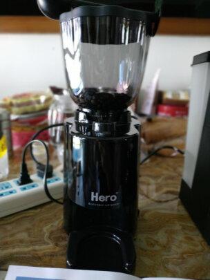 Hero E07电动磨豆机好不好呀,清洗方便吗,颜值颇高吗