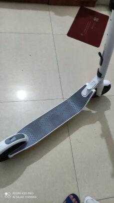 九号滑板车E22白色好不好?续航够不够长,颜色漂亮吗?
