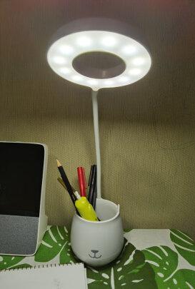 大头人台灯护眼灯究竟怎么样,亮度高吗?简单便捷吗?