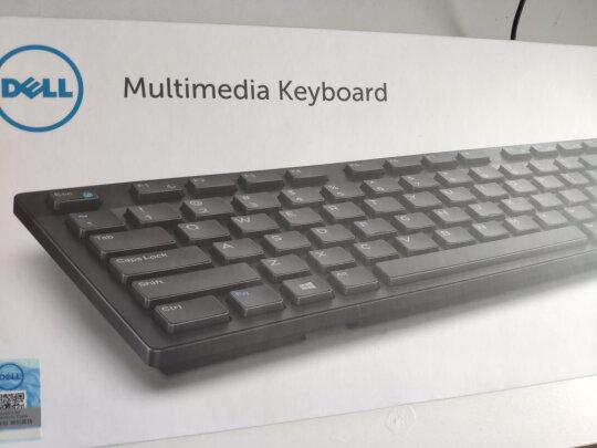 戴尔KB216键盘(黑色)和优派CU1250哪个好?哪个按键舒服?哪个方便快捷?