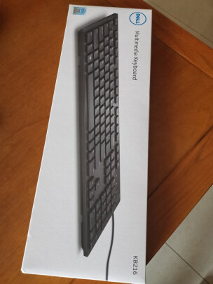 戴尔KB216键盘(黑色)跟优派CU1250到底区别是??哪款做工好?哪个按键舒服