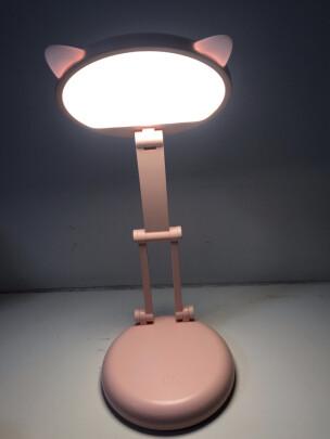 阳致折叠台灯怎么样啊?护眼效果好吗?使用方便吗?