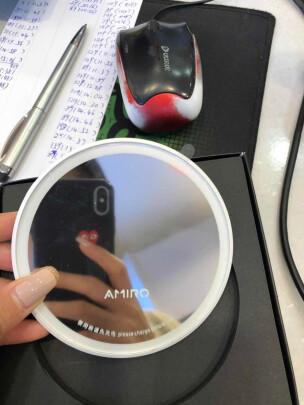 AMIRO FREE系列随身镜怎么样呀,提拉效果好不好?不占空间吗