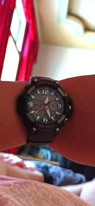 卡西欧石英男士手表怎么样啊?防水好吗,漂亮时尚吗