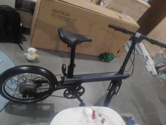 骑记电动助力自行车好不好,刹车可靠吗?做工精细吗
